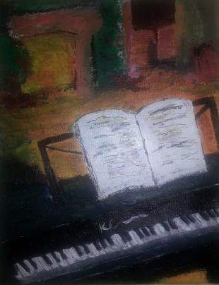 Das Klavierzimmer